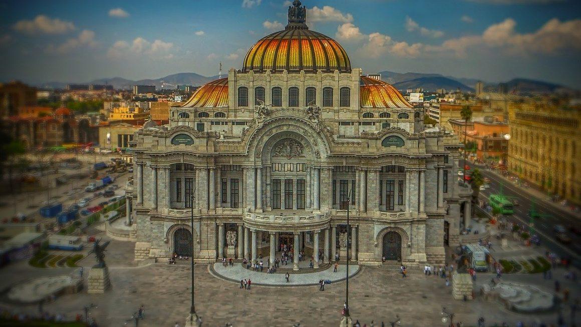 la ville de mexico une ville chargee d histoire