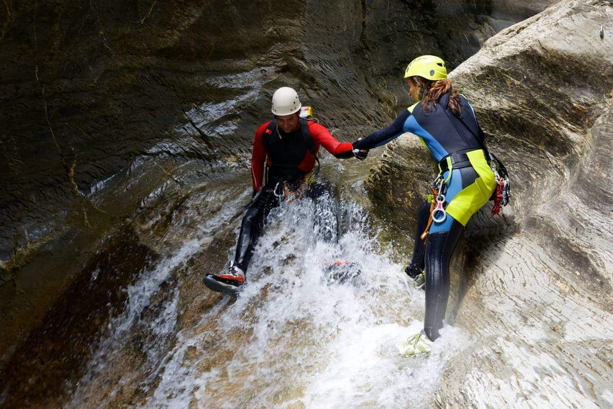 canyoning lozère